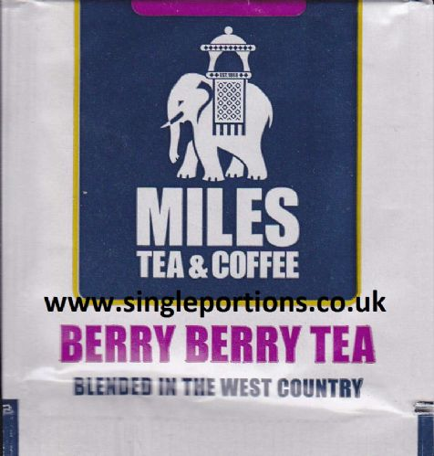 BERRY BERRY tea bags - foil sealed